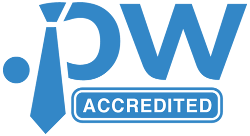 Our company is an accredited registrar for .pw